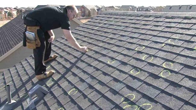 Kā uzlikt jumtu